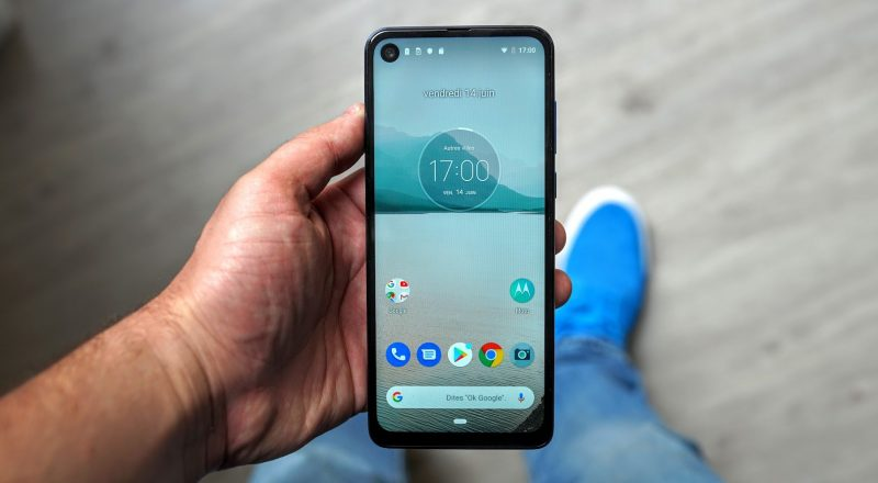 Avis Motorola One
