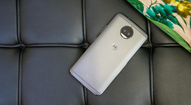 Avis Motorola Moto G5S