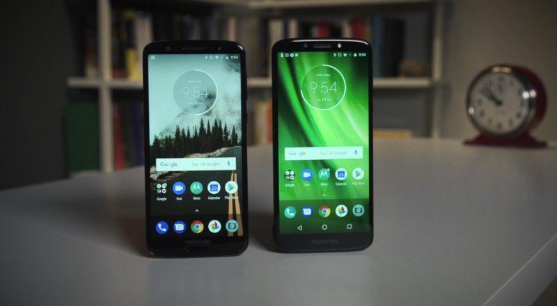 Avis Motorola Moto G6 Play