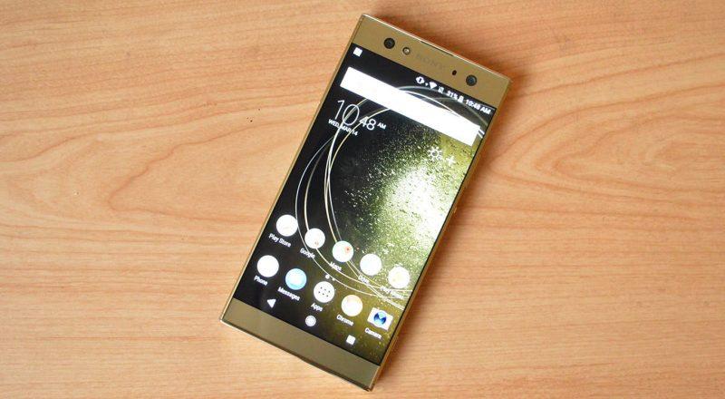 Avis Sony Xperia XA2